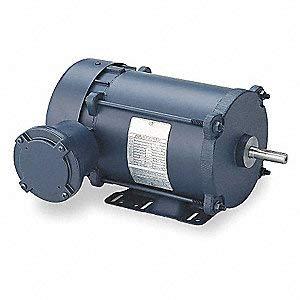1 HP Hazardous Location Motor,3-Phase,1140 Nameplate RPM,208-230/460 Voltage,Frame 56C - Motor Hazardous Location