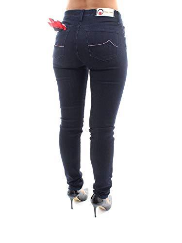 Jacob Bleu Slim Femme 08771 Kimberly Cohen Jeans 8Paw18Uq