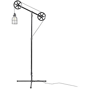 Fayette Industrial Floor Lamp