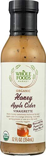 Whole Foods Market Organic Honey Apple Cider Vinaigrette, 12 oz