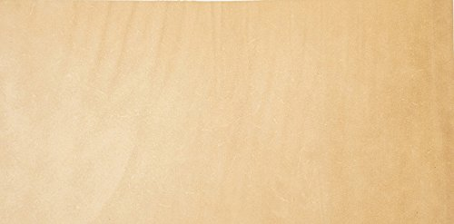 SLC's Veg Tan Leather Split Pyrography Wood Burning Panels -