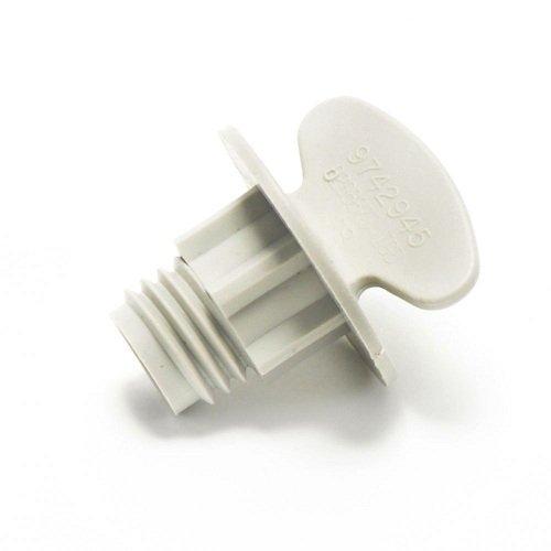 dishwasher-spray-wash-arm-nut-new-oem-whirlpool-maytag-kenmore-roper-crosley-estate-inglis