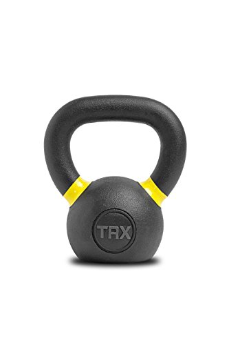 TRX Training Kettlebell, Easy Grip Handle, 6 Kg