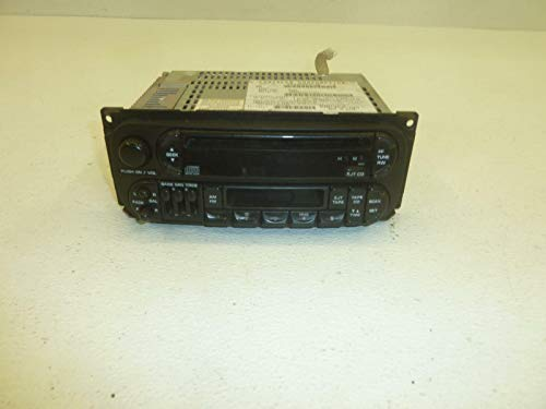 Morad Parts 01 Fits Chrysler Town & Country Cassette AM FM CD Stereo Recievier Head Unit