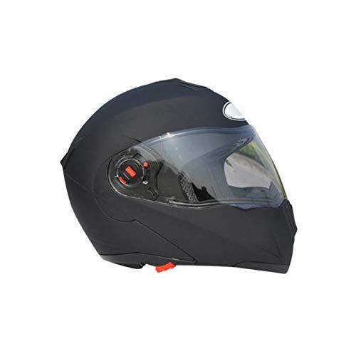 ファッションの オートバイヘルメット、冬フルヘルメットハーフヘルメットダブルレンズメンズ女性全般サイクリング安全キャップペダル電気自動車L B B07PTRD5DX B07PTRD5DX B, 布生地専門イワキ:1a0b062c --- a0267596.xsph.ru