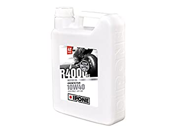 Aceite Motor iPone R4000 RS 10 W40 4T – 4 litros: Amazon.es: Coche y moto