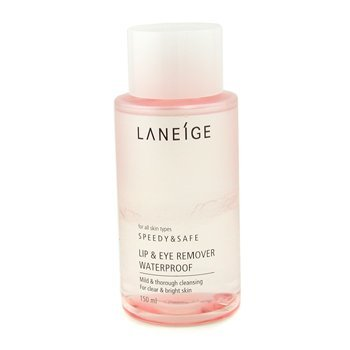 Laneige Lip & Eye Makeup Remover Waterproof - 150ml/5oz