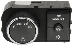iginal Equipment Headlamp, Instrument Panel Dimmer, and Dome Lamp Switch ()