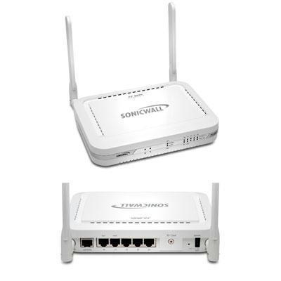 - Sonicwall TZ 205W Appliance Only (01-SSC-6947)