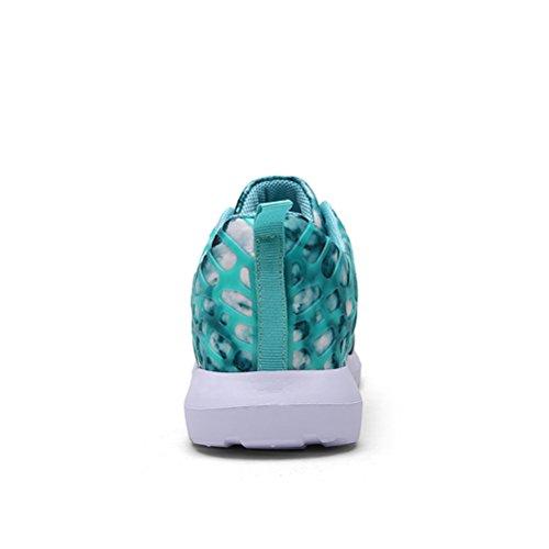 Dannto Road Running Sneakers Athletic Sports Ligero Zapatos Para Caminar Para Mujeres Hombres Skyblue