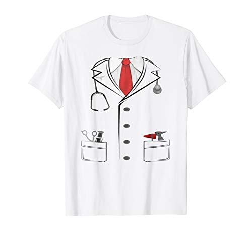 Funny Doctor Halloween Tshirt Doctor Costume Gift Ideas ()