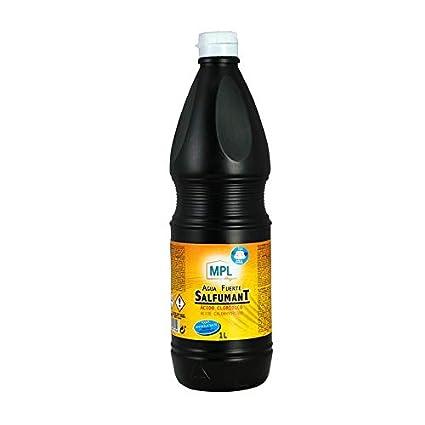 Salfumant agua fuerte de 1 litro MPL