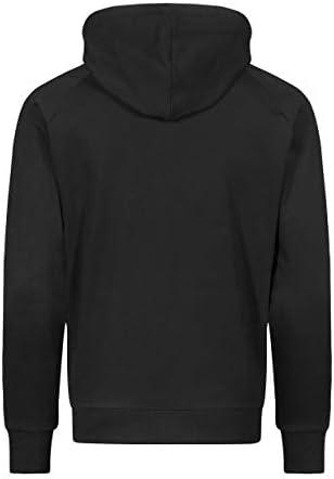Nerf Gong Bao Logo Sweatshirt Hoodie Sweater mit Kapuze schwarz
