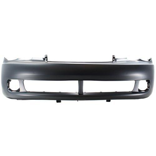 Front Bumper Cover for CHRYSLER PT CRUISER 2006-2010 Primed with Fog Light Holes