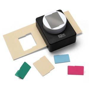 Mini Folder Punch: Folded Size 1.875x1.1875