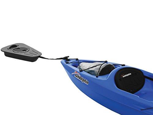 Sun dolphin bali ss 10 foot sit on top kayak for Sun dolphin fishing kayak accessories