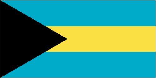Bahamas Flag 3x5 Brand NEW 3 x 5 CARIBBEAN Banner