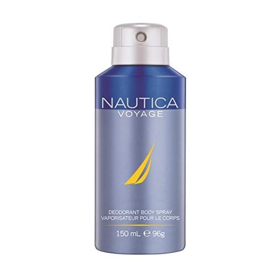Nautica Voyage Body Spray, 5 Fl Oz