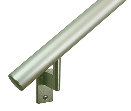 Nickel Aluminum Handrail Bracket - 3