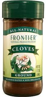 Frontier Cloves Ground 1.92 oz. Bottle (a)