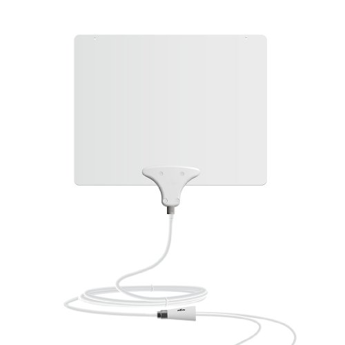 Price comparison product image Mohu Leaf 50 TV Antenna Amplified 50 Mile Range MH-110584