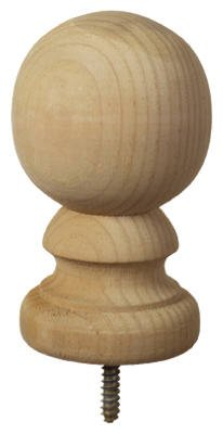 Universal Forest Products 106098 Colonial Ball Post Top