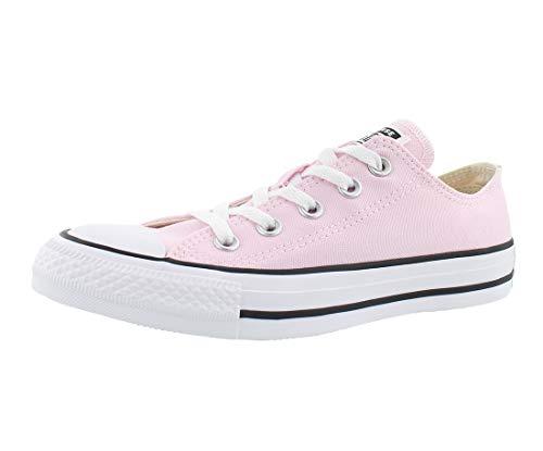 Converse Unisex Chuck Taylor All Star Seasonal 2019 Low Top Sneaker, Pink Foam, Men's 6 M US / Women's 8 M US
