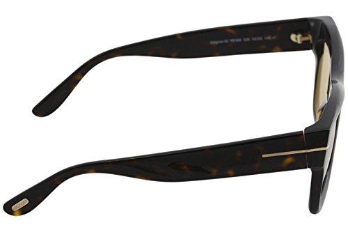 Tom Ford Sonnenbrille (FT0558) havanna dunkel