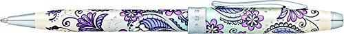 Cross Botanica Purple Orchid Ballpoint Pen (AT0642-2) by Cross (Image #2)