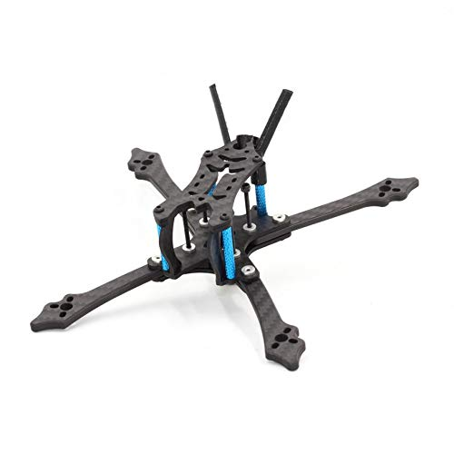 Wikiwand HGLRC Arrow 3 Hybrid FPV Racing Drone Durable Frame Kit for Mini Quadcopter by Wikiwand (Image #6)