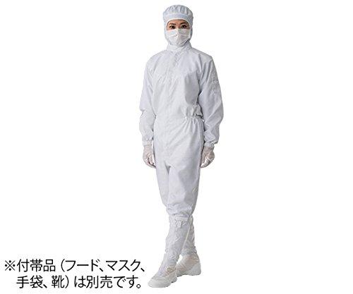 東洋リントフリー1-9731-01ESD対策無塵衣FS150C白3L B07BD2Y497