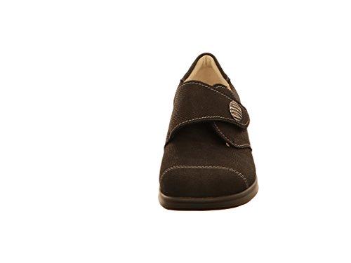 Finn Comfort Alzano schwarz/Longbeach-4,5