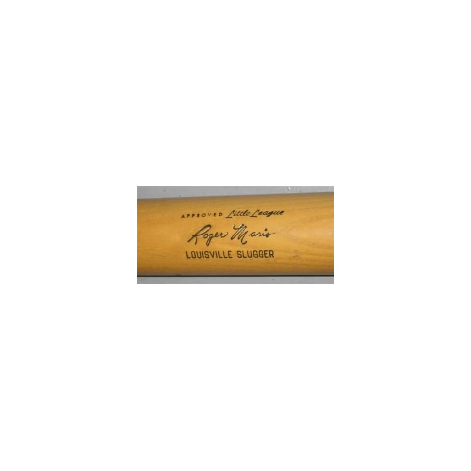 Roger Maris H&b Louisville Slugger Little League Bat