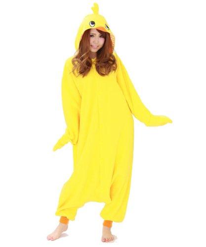 The Official Sazac Adult Kigurumi Chicken Ramen Halloween Costume Party - Costume Ramen