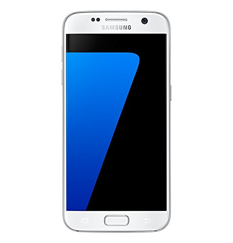 Samsung Galaxy S7  G930F Factory Unlocked Phone, 32 GB - Internationally Sourced (EU/LATAM) Version - White