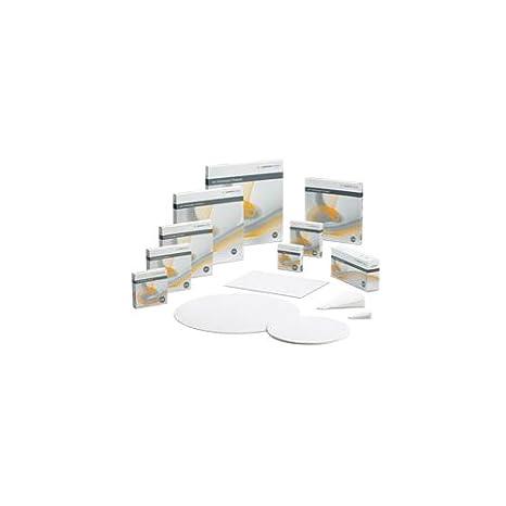 Non Sterile White Disc Pack of 100 55mm Diameter Sartorius FT-3-215-055 292A Grade Qualitative Filter Paper