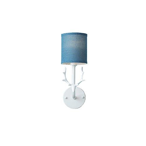 Lampada da parete nordic lampada da comodino parete cervo testa moderno minimalista illuminazione soggiorno lampada da parete corridoio