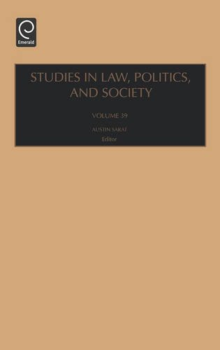Studies in Law, Politics, and Society (Studies in Law, Politics, and Society)