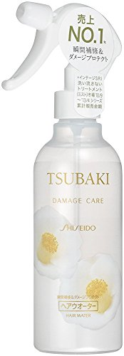 Shiseido Tsubaki Damage Hair Care Water