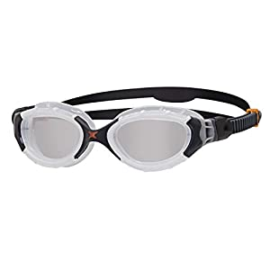 Zoggs Predator Flex Swimming Goggles, Adult Swim Goggles