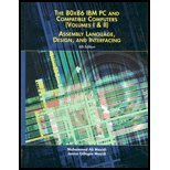 80X86 IBM PC & Compatible Computers - Assembley Language, Design, & Interfacing Volumes I & II (4th, 03) by Mazidi, Muhammad Ali - Gillispie-Mazidi, Janice [Hardcover (2002)]