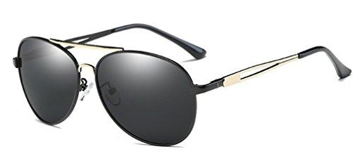 UV de MOQJ Sol Gafas C A Hombres Gafas para polarizadas Conducción de Anti vaUqvw1