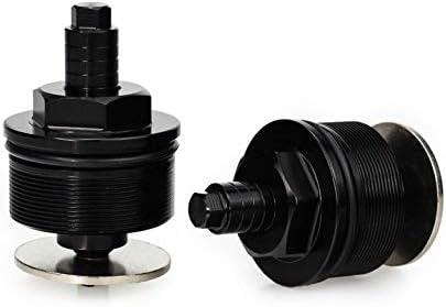LANBAO Preload Fork Cap For Suzuki RF600 1993-1997 for Suzuki SFV650 Gladius 2009-2015 41mm Hexagonal Adjustable Fork Bolts