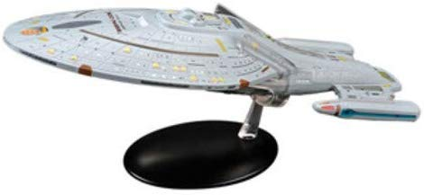 """Eaglemoss Star Trek The Official Starships Collection: Special #19: USS Voyager 10"""" Starship Replica"""