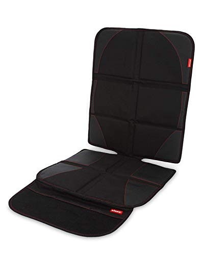 Diono Ultra Mat Full-Size Seat Protector, Black by Diono