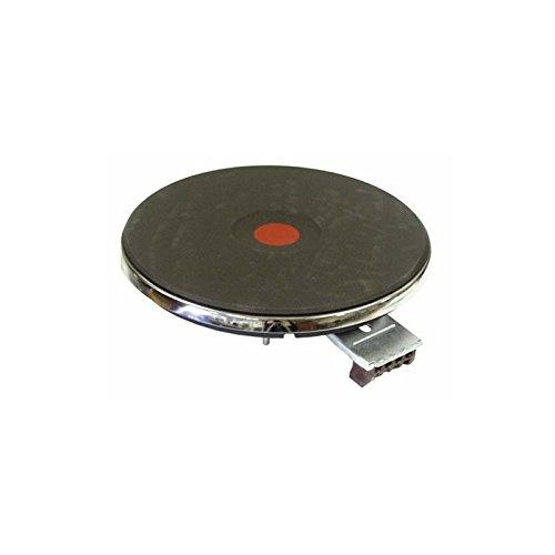 Indesit - Placa Ego rápido Ø145 1500 W 8 mm para mesa de horno ...