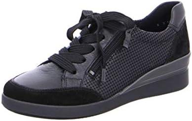 ARA Lazio Sneakers voor dames zwart