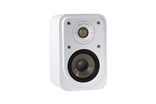 Polk Signature S10e Luidspreker, Compacte Satelliet Speaker voor HiFi Home Cinema, Speaker met 100 Watt, 2 stuks…