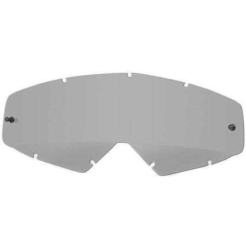 Oakley Proven MX Men's Replacement Lens MotoX/Off-Road/Dirt Bike Motorcycle Eyewear Accessories - Grey / One - Oakley Goggles Interchangeable Lenses