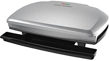 George Foreman 144 sq in 9 Serving Classic-Plate Grill and Panini Press, GR390FP